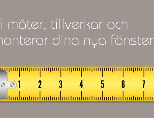 2 -vi mäter och tillverkar
