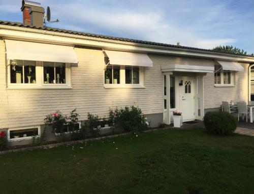 Nya fönster från Smålandsfönster