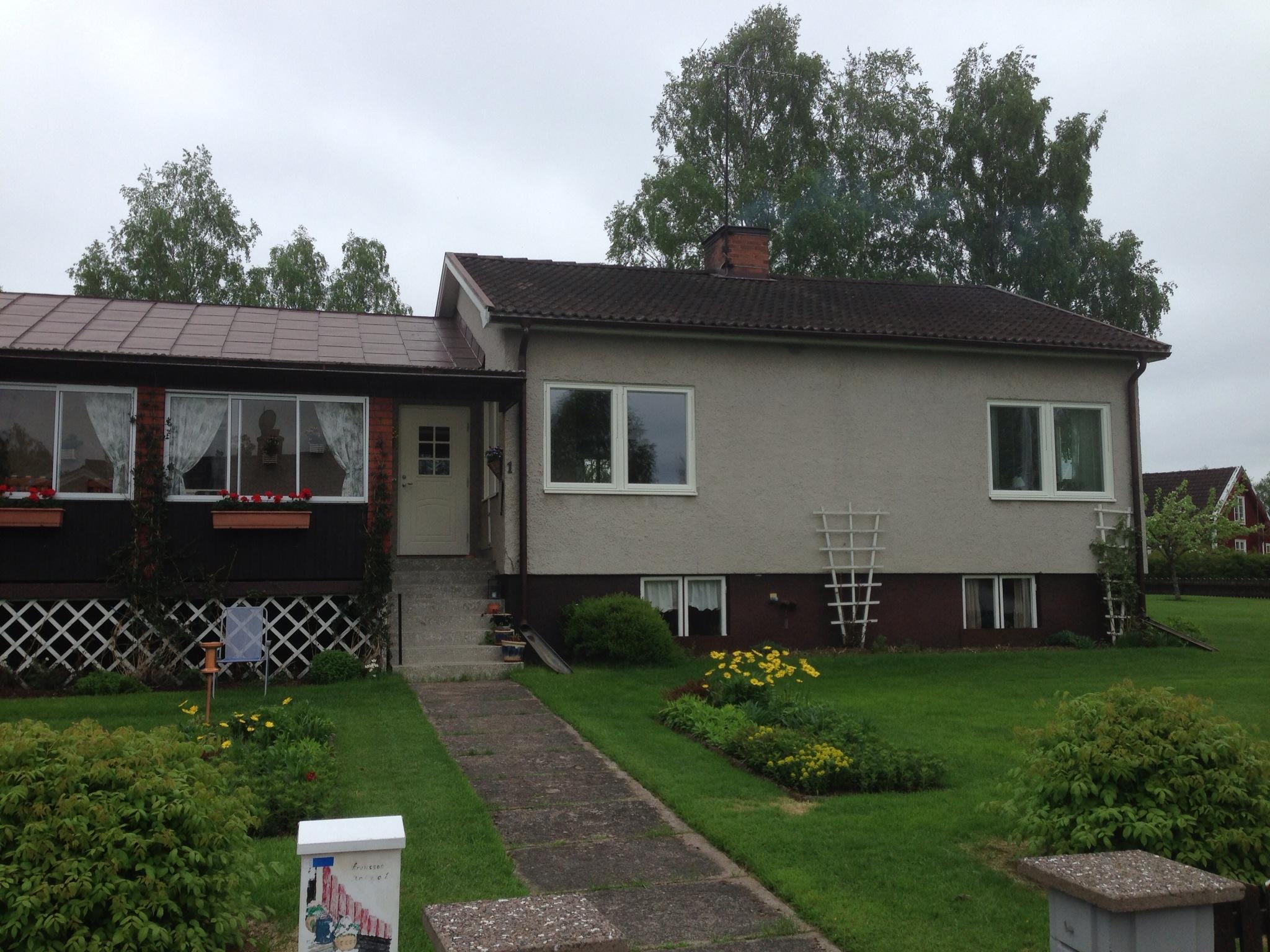 Bengt o Kerstin Aronsson i Järnforsen, vårt fönsterbyte har varit kanon från början till slut!