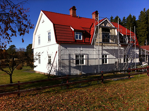 Ulf Hilldén i Nässjö, Smålandsfönster pga bra råd, kvalité och pris!