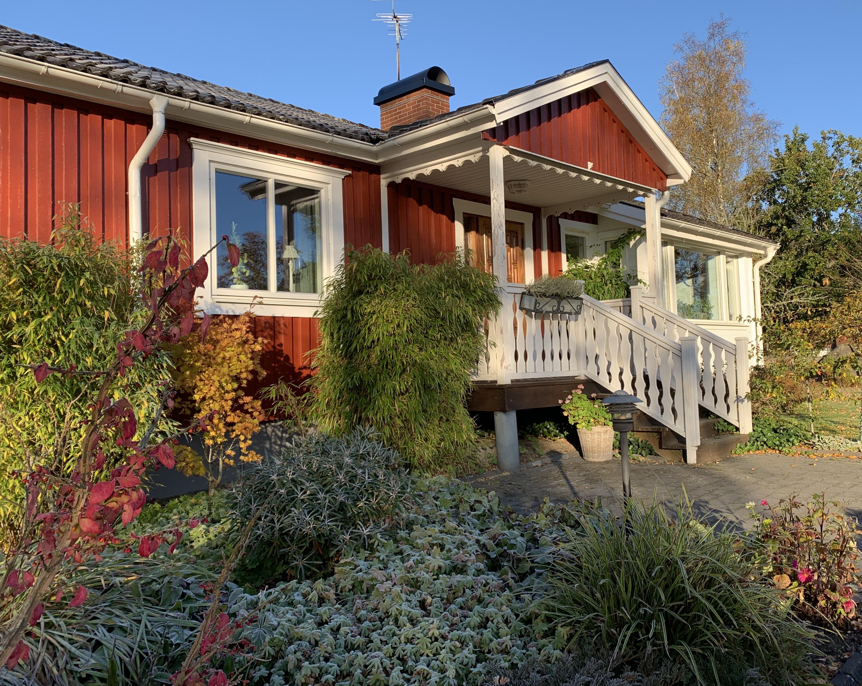 Anders & Ulla Saldner, arbetet genomfördes både snabbt och proffsigt!